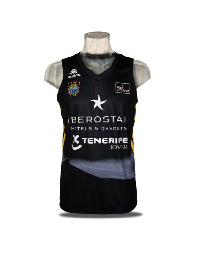 Liga Endesa Iberostar Tenerife Away Jersey