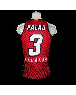 Camiseta Palau 3 Spar Citylift Girona