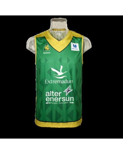 Camiseta Liga Endesa Femenina Al-Qázeres 1ª