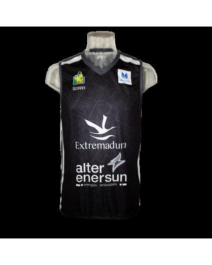 Camiseta Liga Endesa Femenina Al-Qázeres 2ª