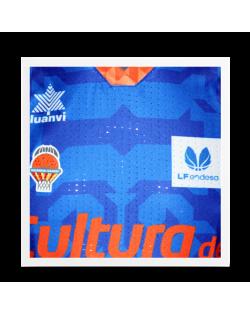 Liga Endesa Femenina Valencia Basket Away Jersey