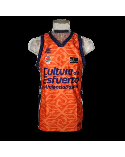 Liga Endesa Valencia Basket Home Jersey 20/21