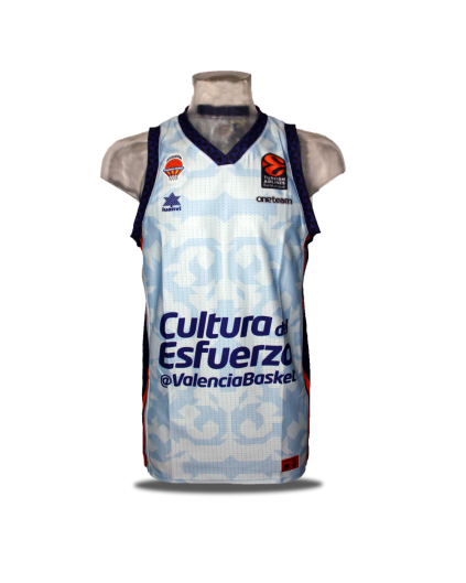 Euroliga Valencia Basket City Edition Jersey