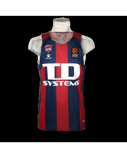 Camiseta TD Systems Baskonia 1ª