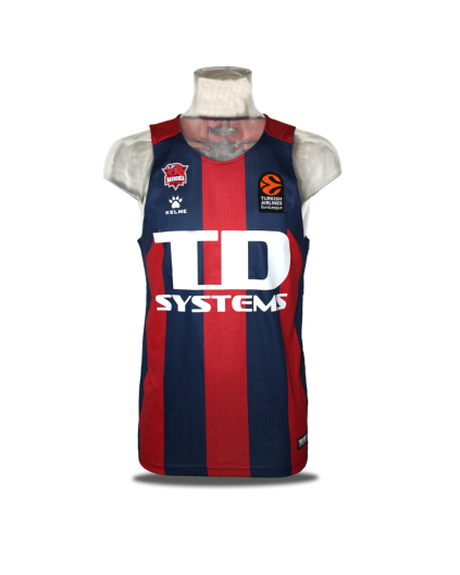 TD Systems Baskonia Home Jersey