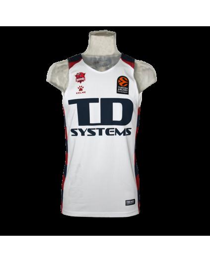 Camiseta TD Systems Baskonia 2ª