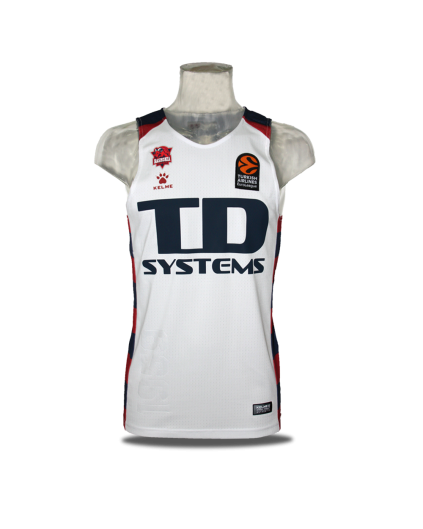 TD Systems Baskonia Away Jersey