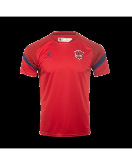 Camiseta Entreno Baskonia Roja