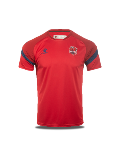 Training Shirt Baskonia Red