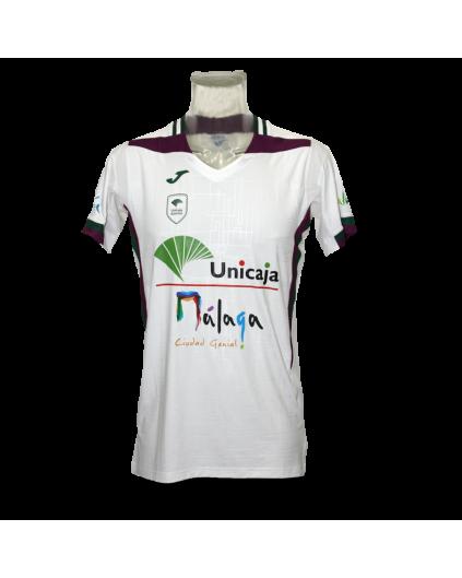 Camiseta Liga Endesa Unicaja Málaga 2ª