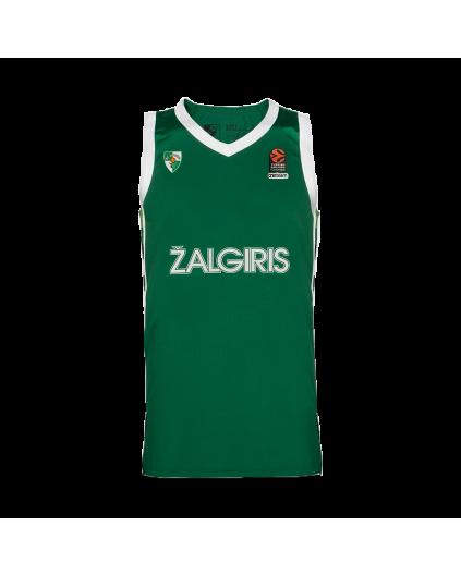 Zalgiris Kaunas Euroleague Jersey