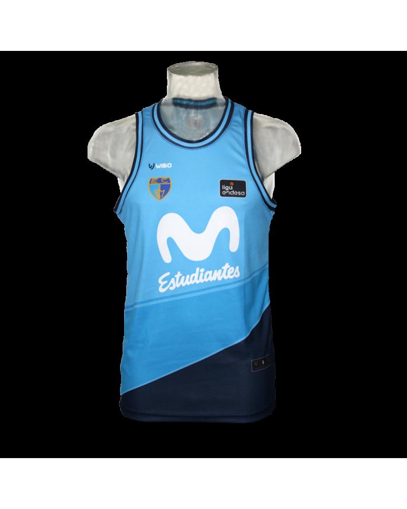 Camiseta Liga Endesa Estudiantes 1ª