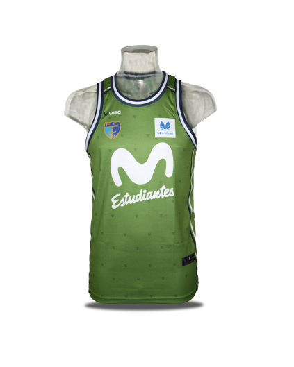 Estudiantes Liga Femenina Endesa Alternative Jersey