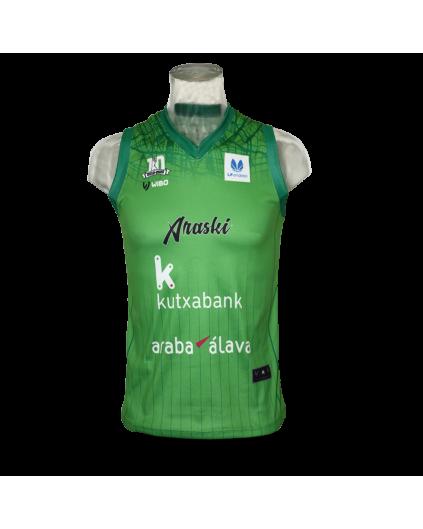 Camiseta Liga Femenina Endesa Araski 1ª