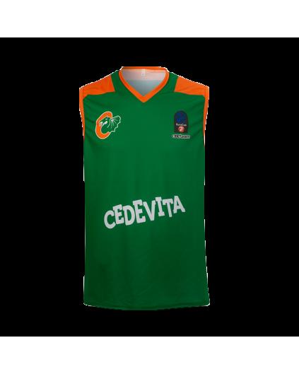 Camiseta Cedevita Olimpija Ljubljana 1ª