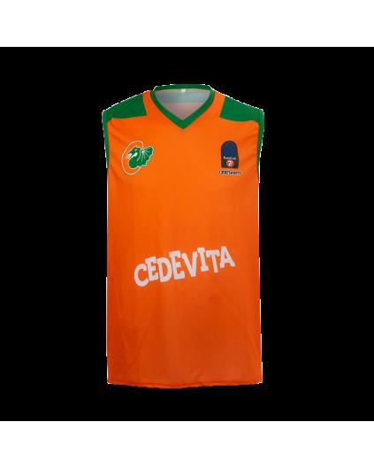 Camiseta Cedevita Olimpija Ljubljana 2ª