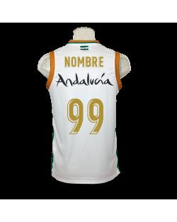 Camiseta Liga Endesa Coosur Betis 1ª
