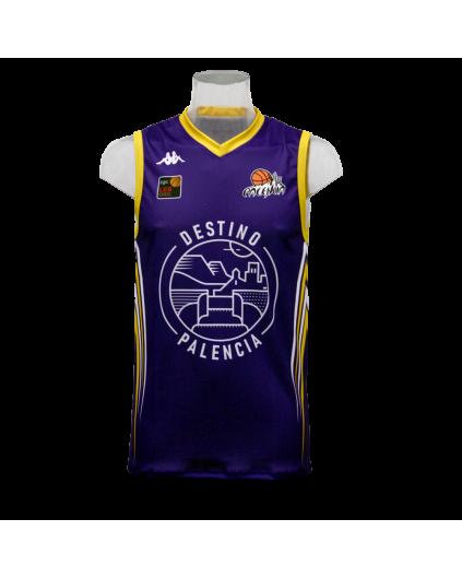 Leb Oro Palencia Basket Home Jersey