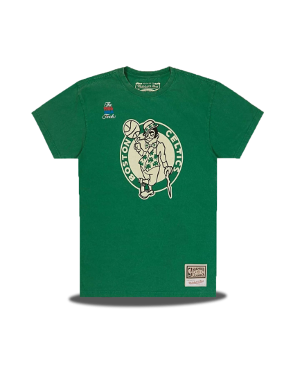 Camiseta Worn Logo Boston Celtics