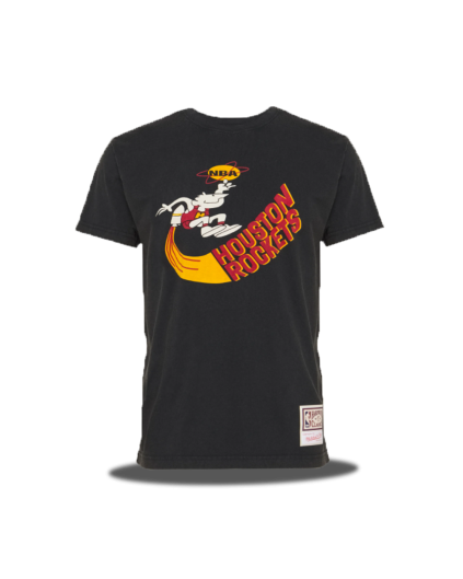 Camiseta Worn Logo Houston Rockets
