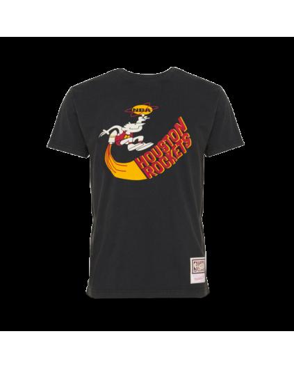Houston Rockets Worn Logo Tee