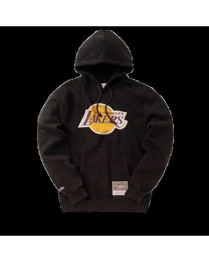 Los Angeles Lakers Worn Logo Hoodie