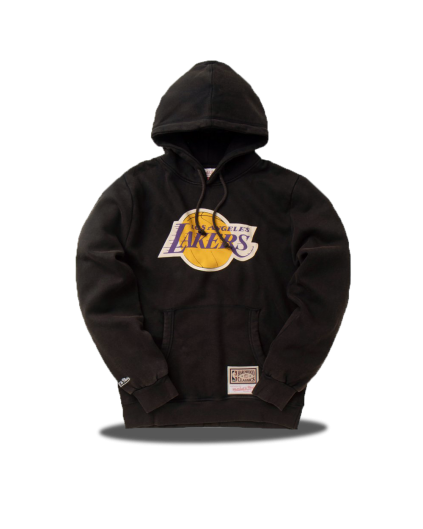 Sudadera Worn Logo Los Angeles Lakers
