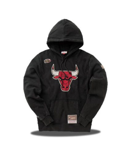 Sudadera Worn Logo Chicago Bulls
