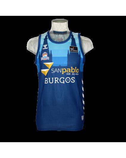 Camiseta Liga Endesa San Pablo Burgos 1ª