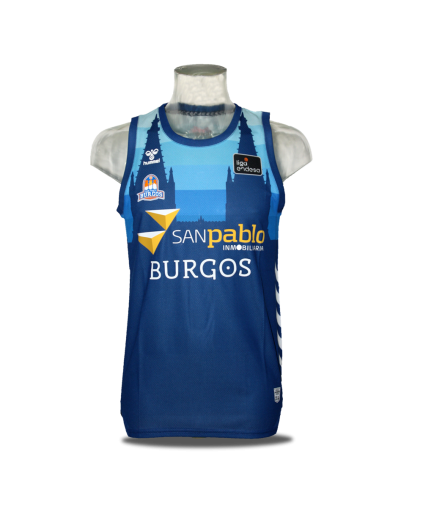 Liga Endesa San Pablo Burgos Home Jersey 20/21