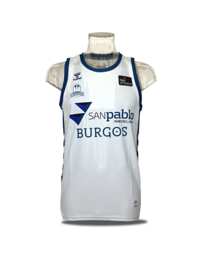 Camiseta Liga Endesa San Pablo Burgos 2ª