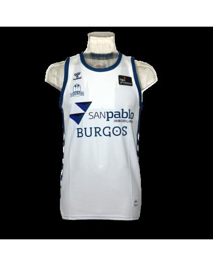 Liga Endesa San Pablo Burgos Away Jersey