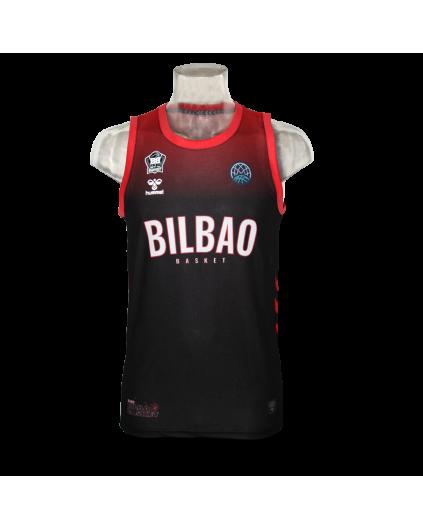 BCL Bilbao Basket Home Jersey