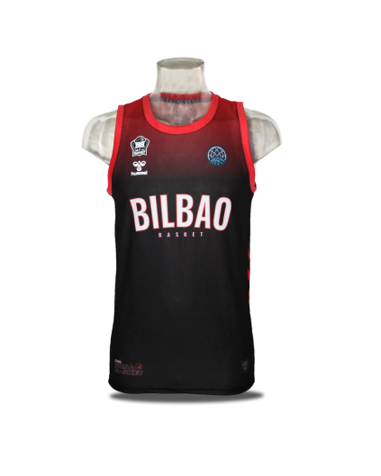 Camiseta BCL Bilbao Basket 1ª