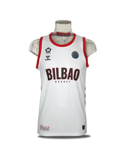 BCL Bilbao Basket Away Jersey
