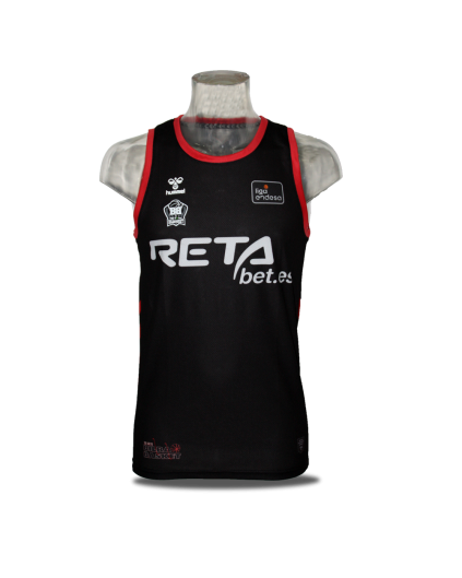 Camiseta Liga Endesa Bilbao Basket 1ª