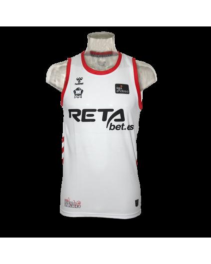Camiseta Liga Endesa Bilbao Basket 2ª