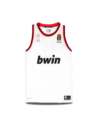 Camiseta Euroliga Olympiacos 2ª