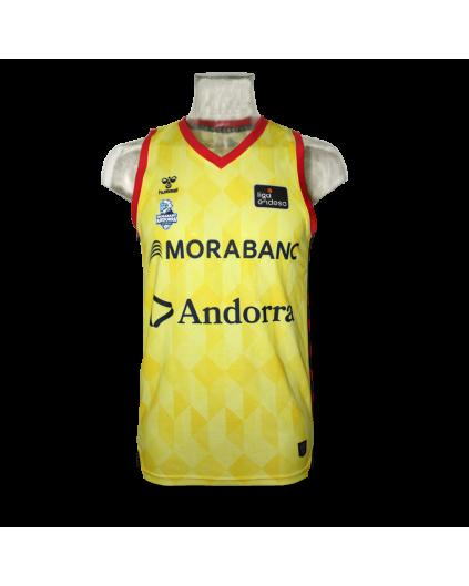 Liga Endesa Andorra Away Jersey