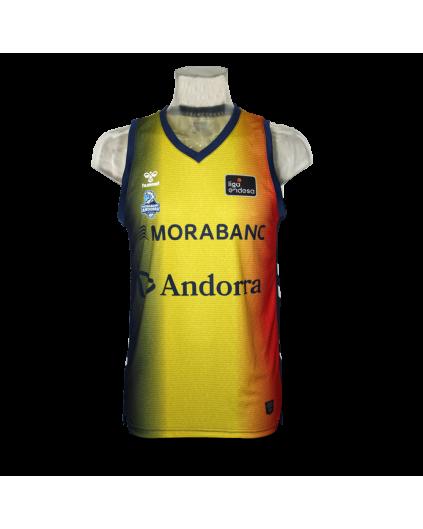 Camiseta Liga Endesa Andorra 3ª