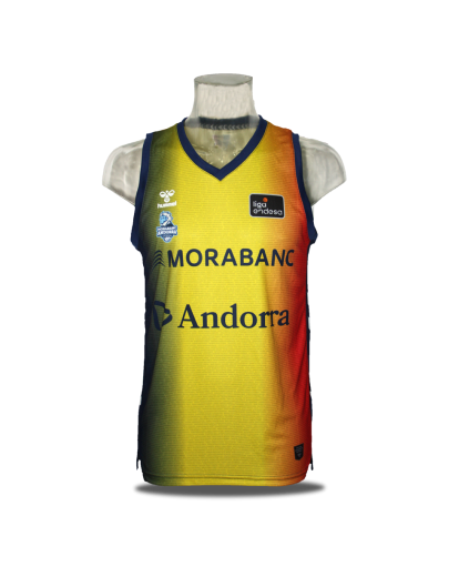 Liga Endesa Andorra Alternate Jersey