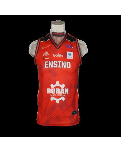 Camiseta Liga Femenina Ensino Lugo Roja