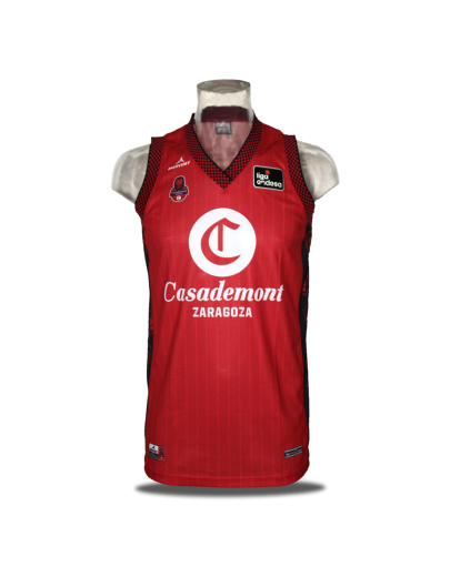 Liga Endesa Casademont Zaragoza Home Jersey