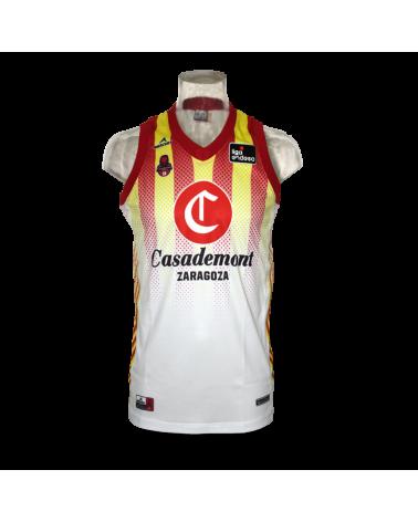 Liga Endesa Casademont Zaragoza Away Jersey