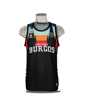Camiseta BCL San Pablo Burgos 1ª