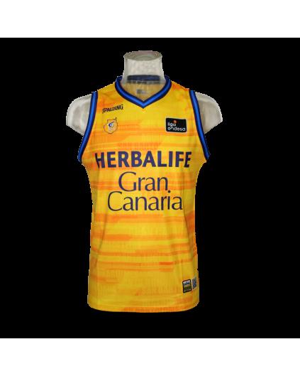 Liga Endesa Gran Canaria Home Jersey