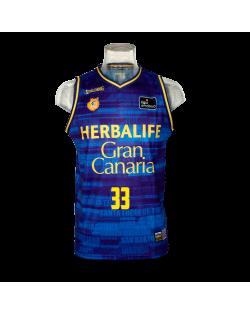 Camiseta Liga Endesa Gran Canaria 2ª