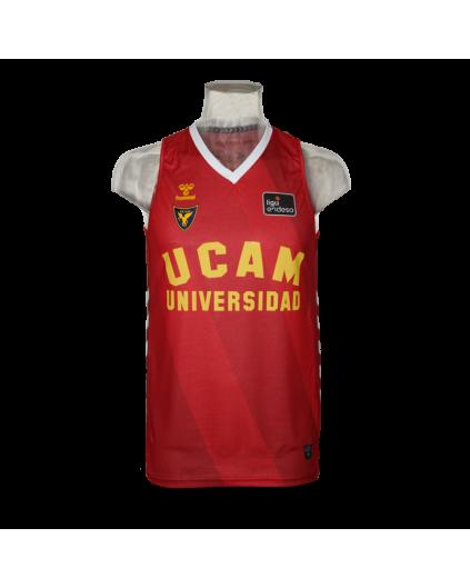 Camiseta Liga Endesa UCAM Murcia 1ª