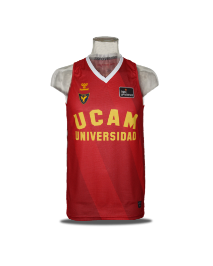 Liga Endesa UCAM Murcia Home Jersey