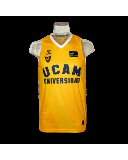 Camiseta Liga Endesa UCAM Murcia 2ª